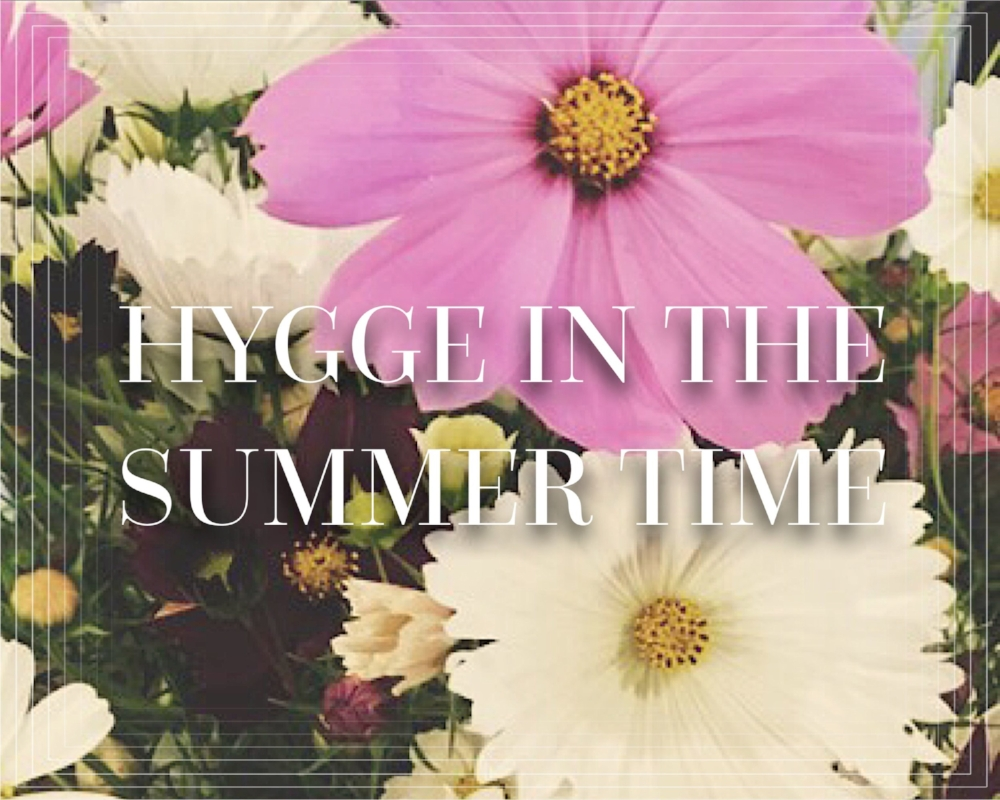 flowers, hygge, how to hygge