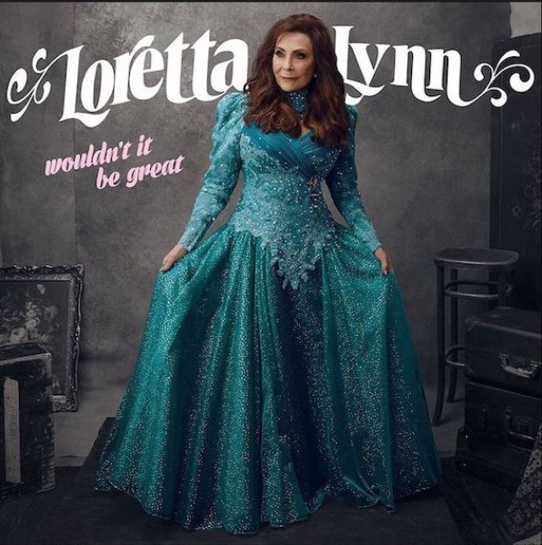 Already great - INSIDE LORETTA LYNN'S EXCELLENT NEW LP