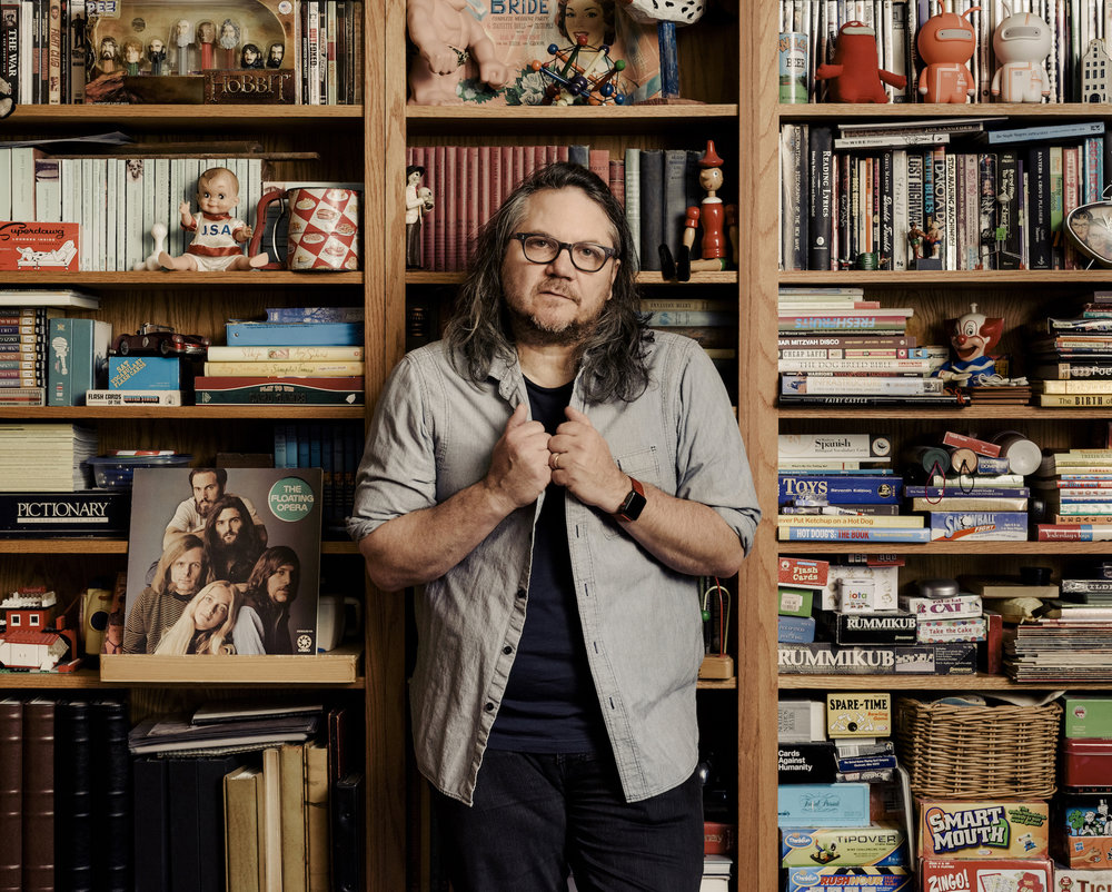 He is trying to break your heart - INSIDE JEFF TWEEDY'S NEW LP, 'WARM.'