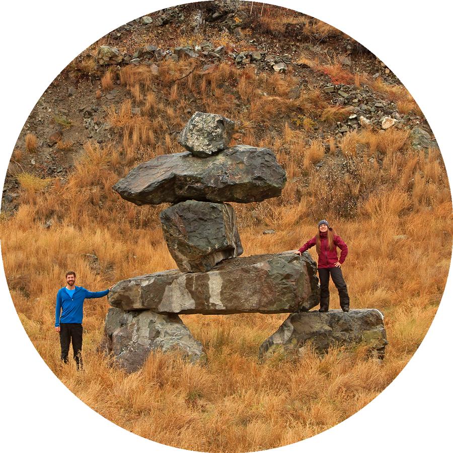 Jasper Hikes and Tours, Sean and Joy Proctor, Jasper, Alberta
