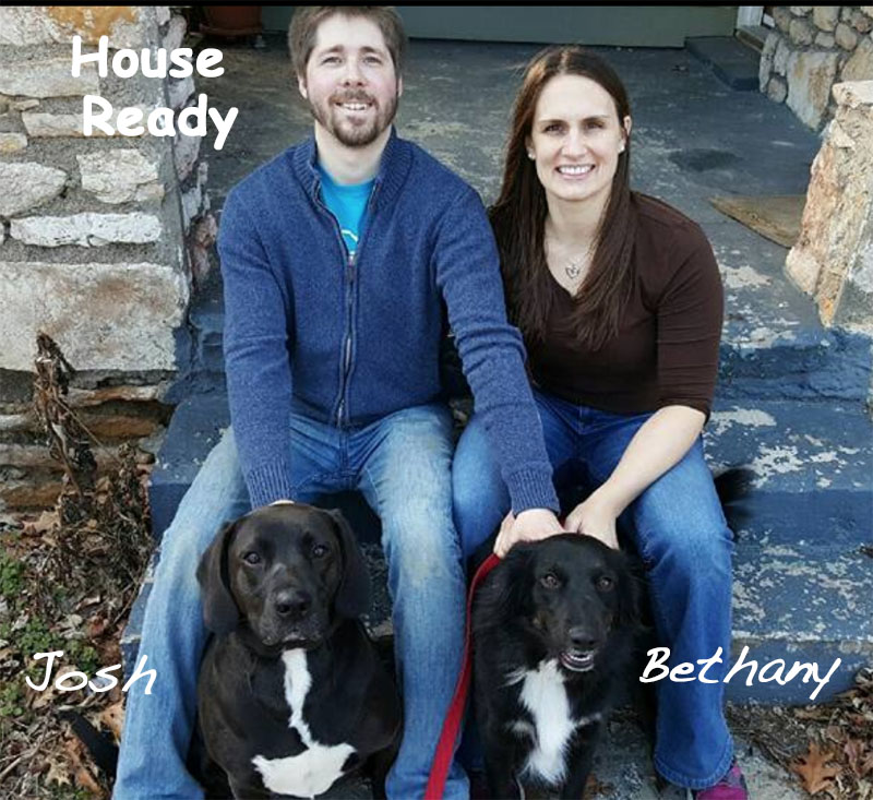 House Ready    Josh & Bethany Jeffries   1011 S Stafford, Olathe KS 66062   913-526-6314    yourhouseready@gmail.com