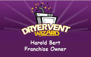 Dryer Vent Wizard    Harold Bert    913-839-7021    hbert@dryerventwizard.com    www.kansascitywestdryervent.com