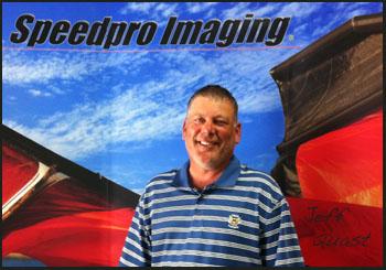 SpeedPro Imaging    Jeff Quast   8148 Monticello Terr, Shawnee KS, 66227   913-353-4656    jquast@speedpro.com    www.speedpro.com/shawnee