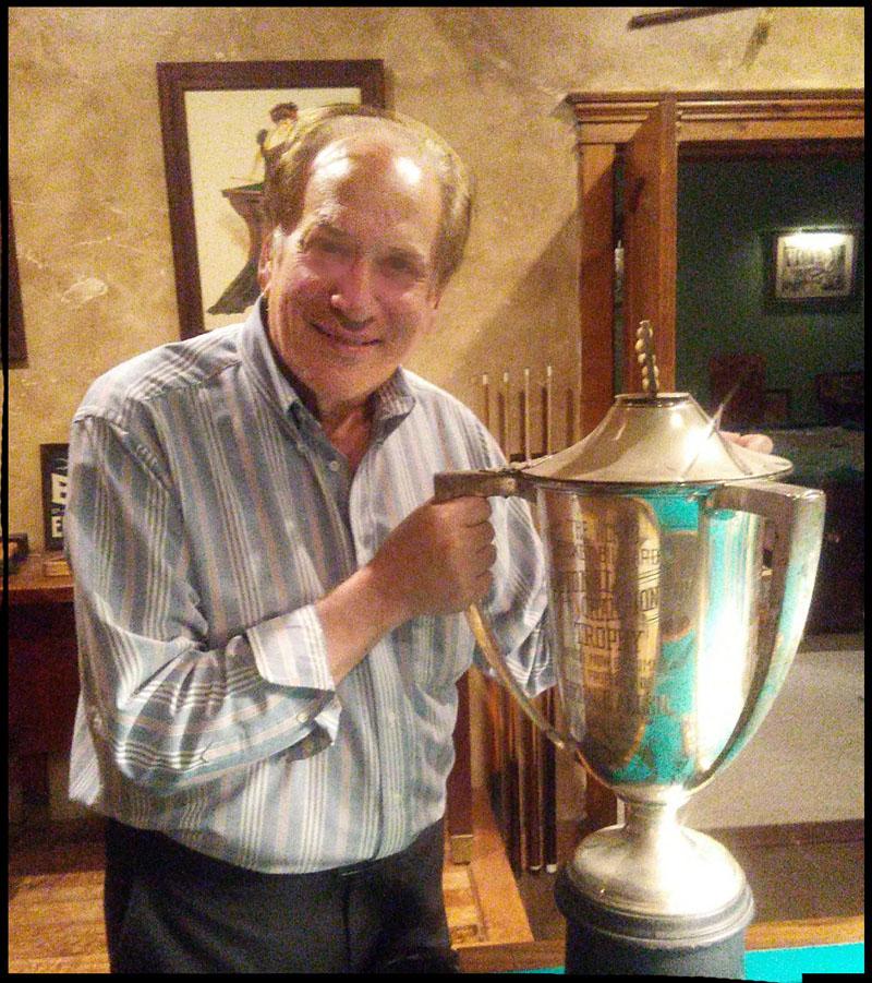Billiards Champion/Entertainer   Paul Gerni   913-669-2431    paulgerni@gmail.com