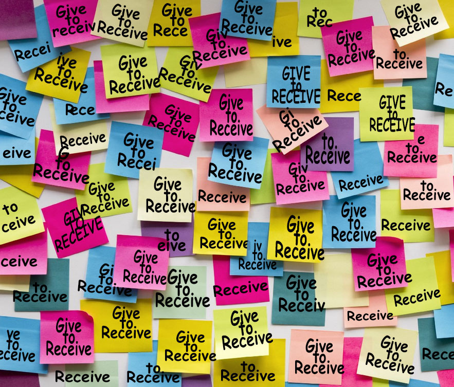 Bulletin Board..Give to receive2.jpg