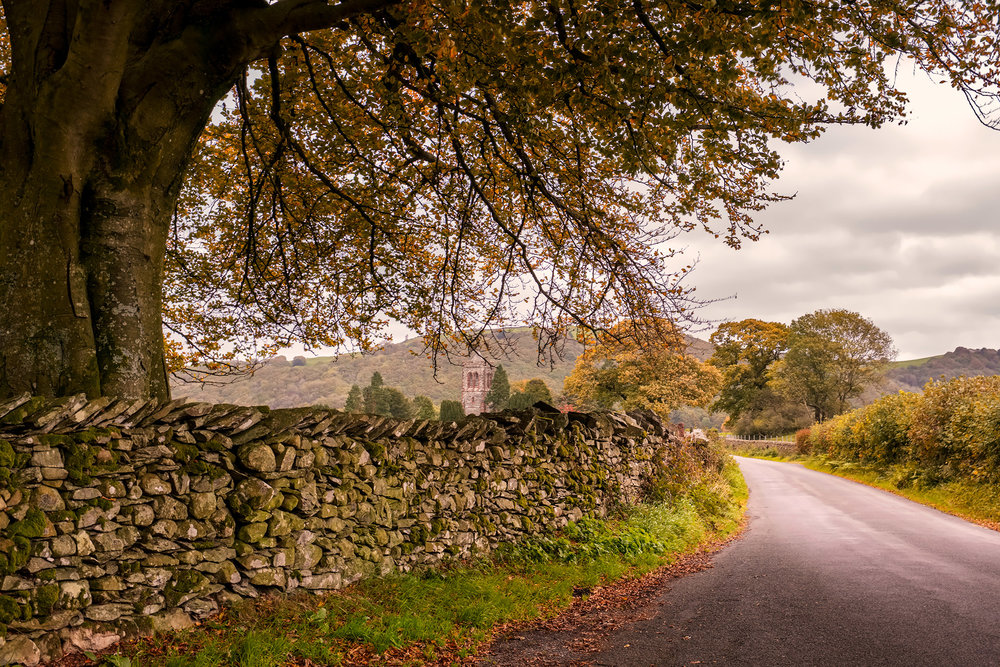 Autumn colours come to Lowick