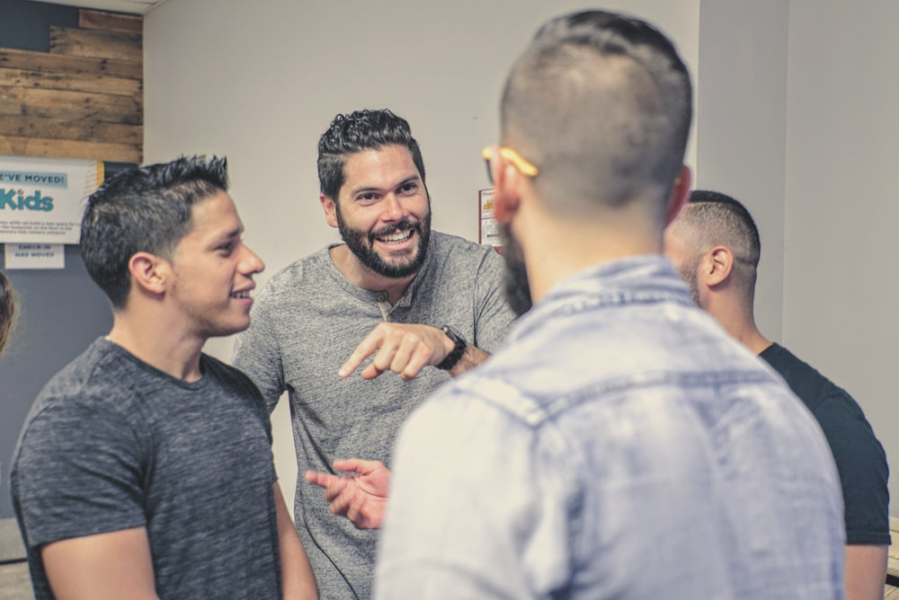 groups - Life is best experienced with others! In groups we get together to talk about specific topics and grow in all different areas of life. We've got lots of different groups for you to check out.
