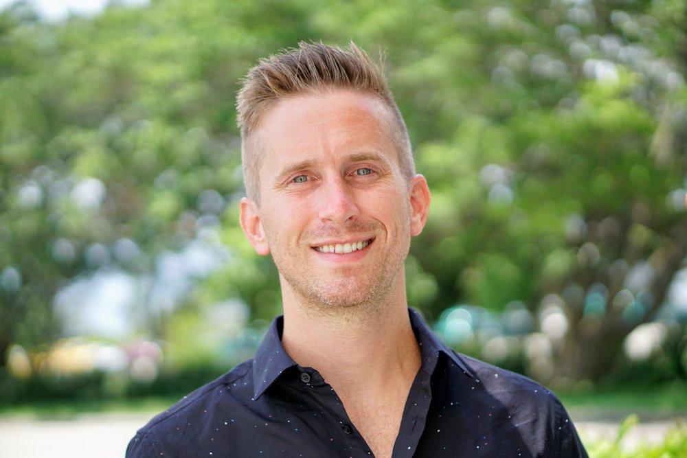 Robey Barnes Lead Pastor