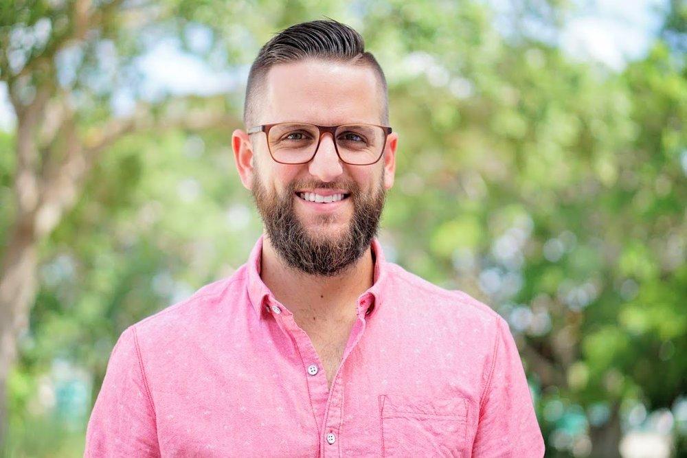 Josh Bramos Worship Pastor