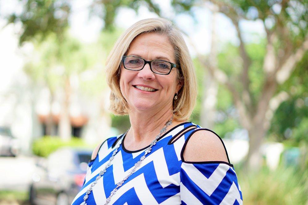 Liz Mesa, Executive Assistant