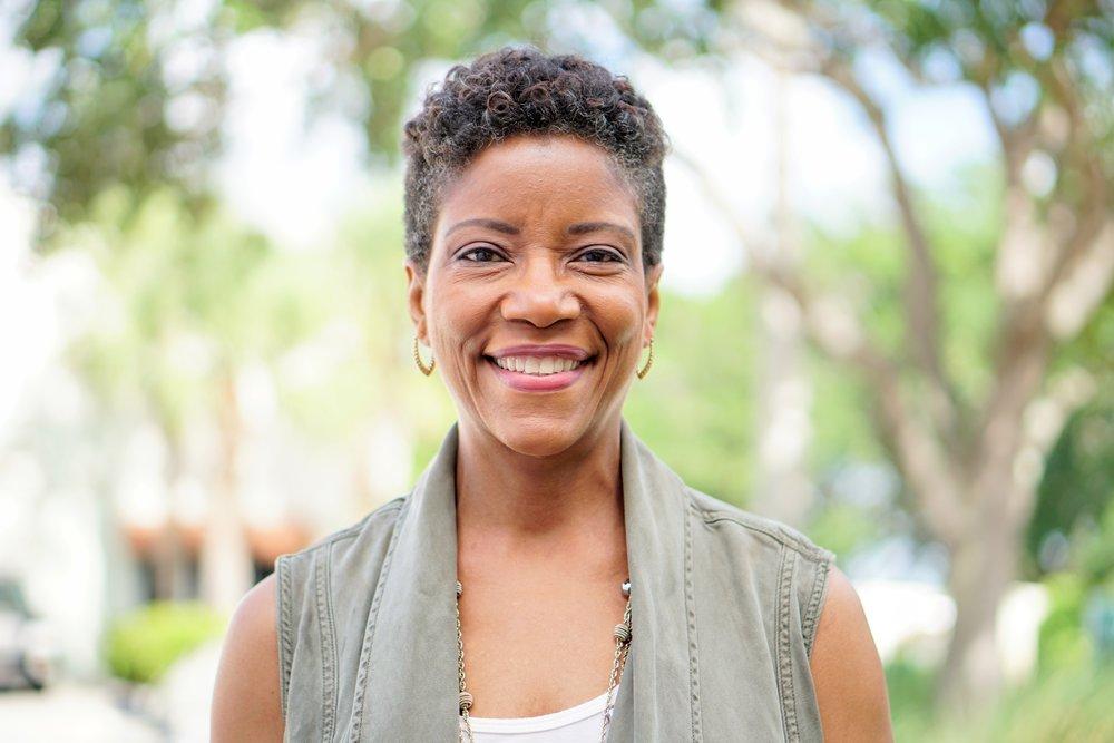 Natalie Johnson, Receptionist