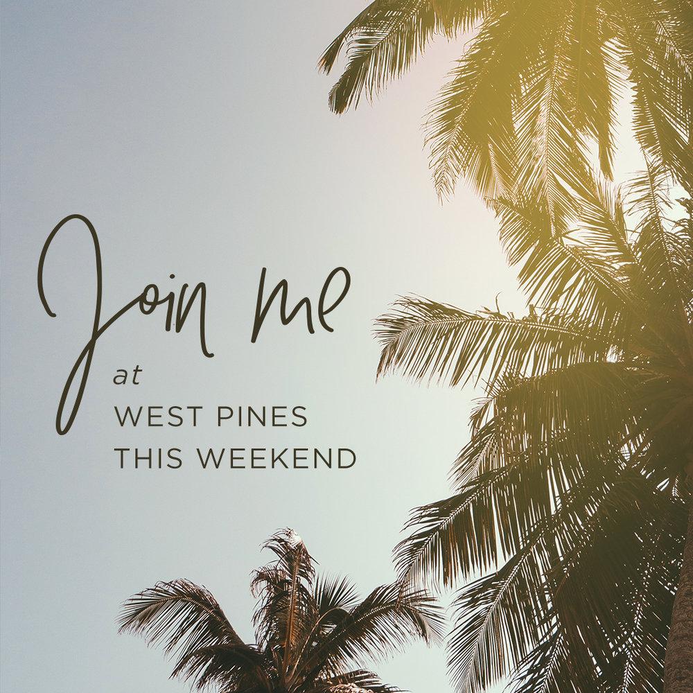 West Pines Community Church Invite a Friend