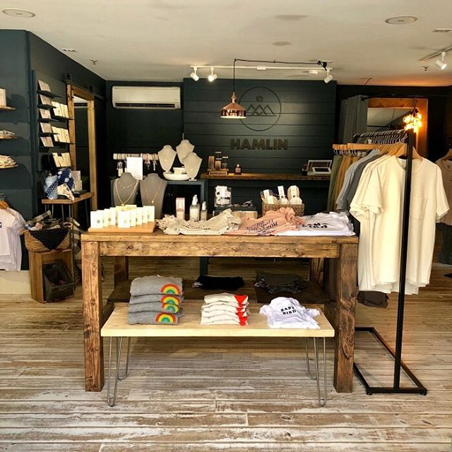 "@hey_hamlin has all the necessary ""ish"" for a great gift including women's apparel, men's accessories, dog toys and all-natural bath bombs and soaps. Purchase something special Dec. 1 at the Holiday Bazaar. ⠀⠀⠀⠀⠀⠀⠀⠀⠀ ⠀⠀⠀⠀⠀⠀⠀⠀⠀ ⠀⠀⠀⠀⠀⠀⠀⠀⠀ • • • • ⠀⠀⠀⠀⠀⠀⠀⠀⠀ #serenbe #holidaybazaar #santa #holiday #christmas #gifts #shopping #local #artisans #makers"