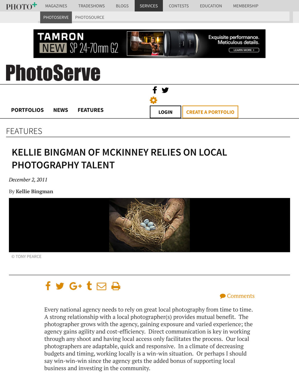 Kellie Bingman of McKinney Relies on Local Photography Talent | Photoserve-1.jpg