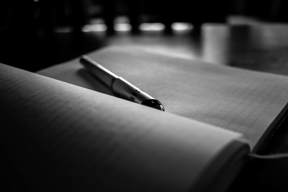 Root water & ray - creative writings