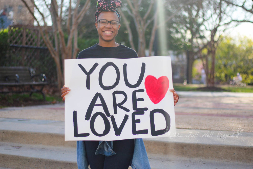 """You Are Loved"" Campaign 2017"