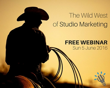 The Wild West of Studio Marketing blog size