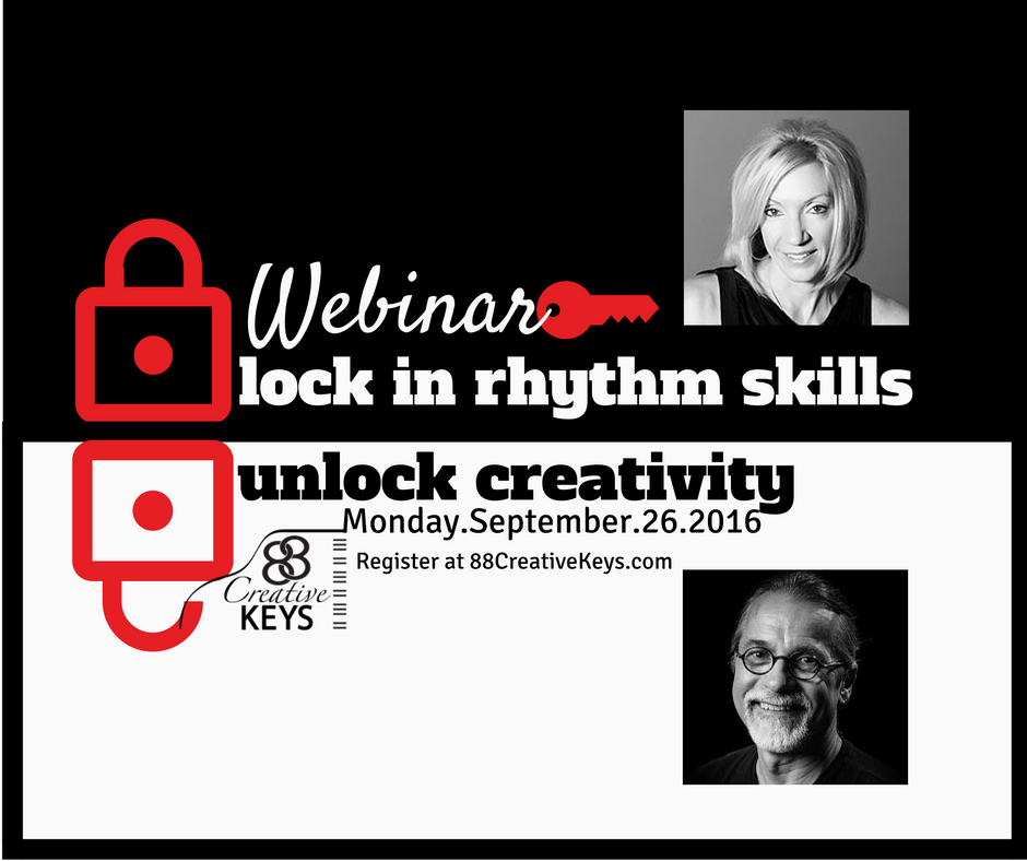 Rhythm Webinar with pics