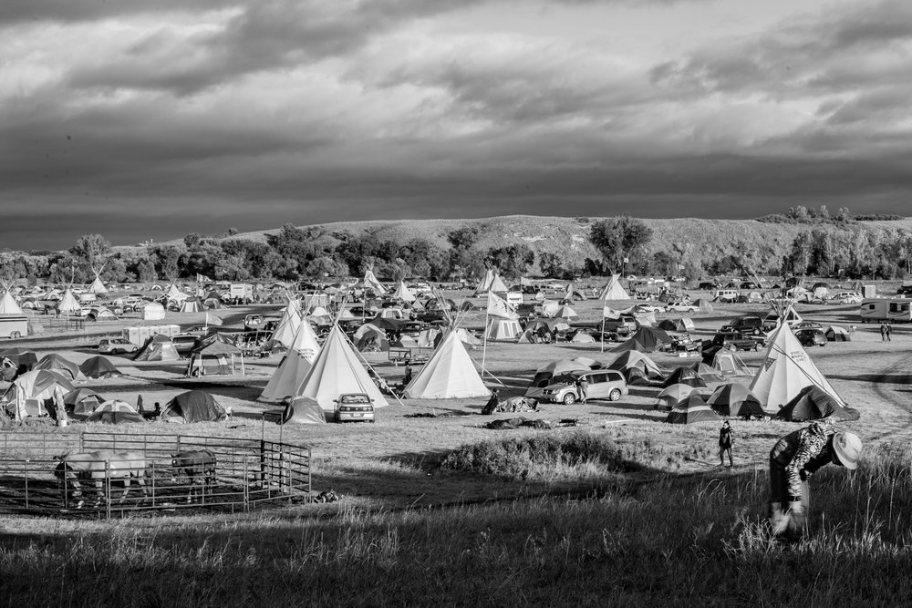 Oceti Sakowin Camp - Standing Rock, South Dakota 2016