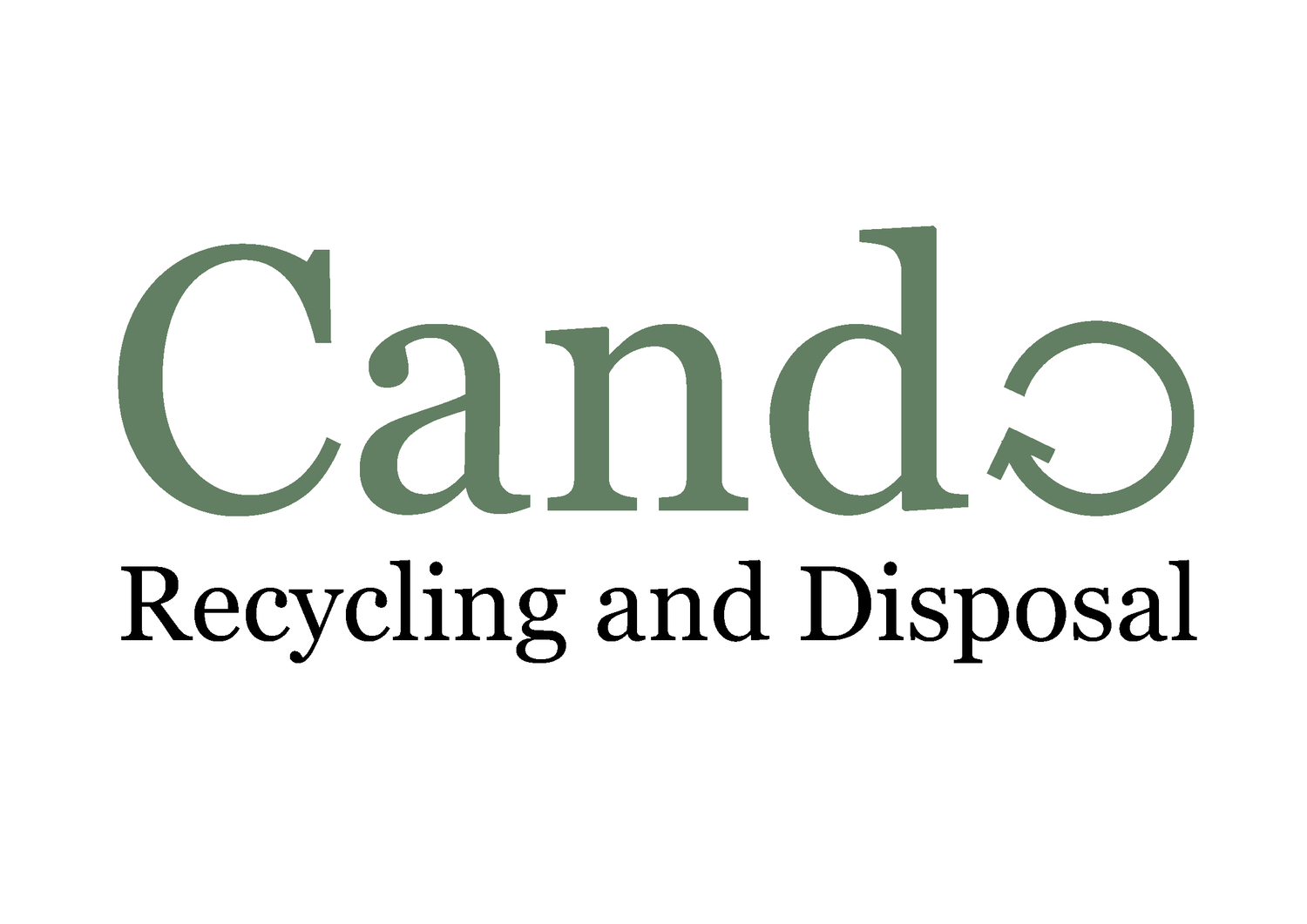 Cando Recycling and Disposal Updates