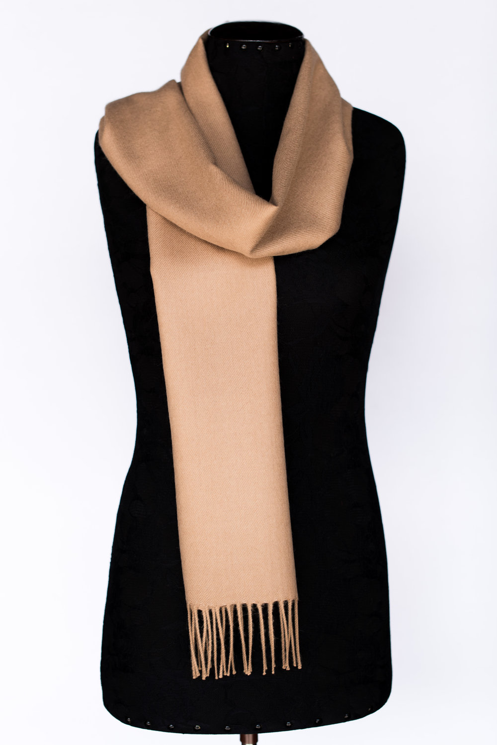 Solid Scarf -