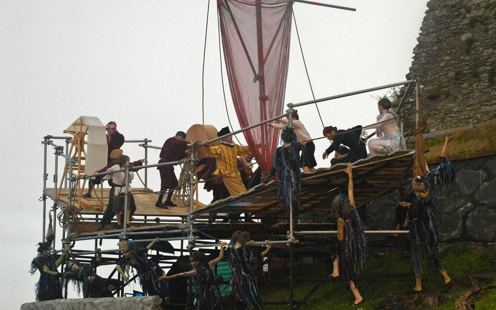 2008; The Tempest; Jane Windsor-Smith