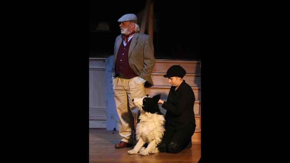 2018; Goodnight Mister Tom; Jane Windsor-Smith