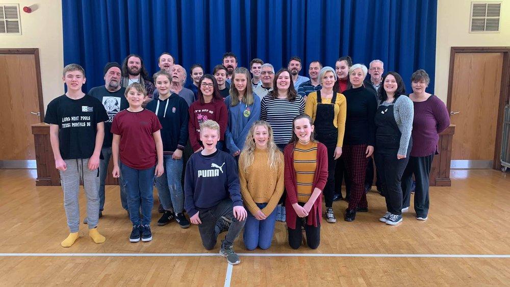 The Cast of Macbeth: Dartmouth Shakespeare Week 2019