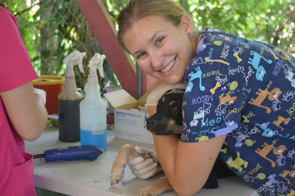 Castration Campaign Kristina and Dog.jpg
