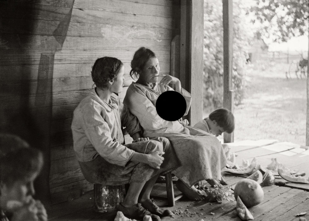 60. Untitled. Alabama. 1936. Walker Evans. 8a44565.