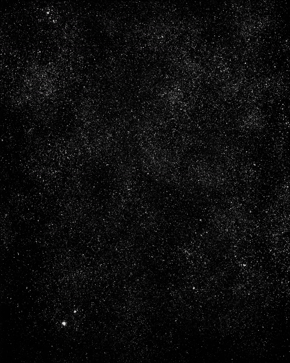 18. Night Sky 7-28-9. 2008/2011. Archival Pigment Print. Various sizes.