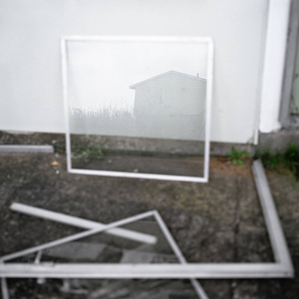 27. Untitled (Window Frames). 2004. Archival Pigment Print.