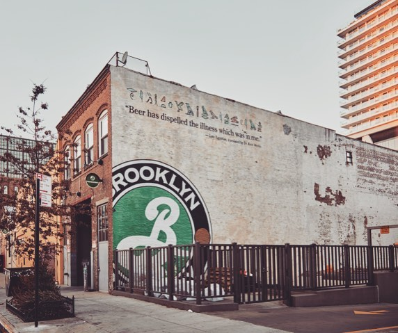 🚨 EVENT ALERT 🚨  Join #lylas at @brooklynbrewery tomorrow from 7-9pm as we celebrate #lylaslabs! RSVP at loveyalikeasis.com/events