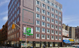 OPTION 1 - Holiday Inn NYC - Lower East Side - Address: 150 Delancey St, New York, NY 10002NLLSA Room Rate: $275 per nightReservation Cut-off Deadline: September 4, 2018The NLLSA room block can sell out prior to this date. Once the block is sold out, room rates cannot be guaranteed.Tax Exemption: If your organization or Law School has NY ST- 119 Form and pays for rooms with corporate school credit card with the school's name on it, those reservations will be exempt on taxes.TO BOOK A ROOM: Click the link below or call