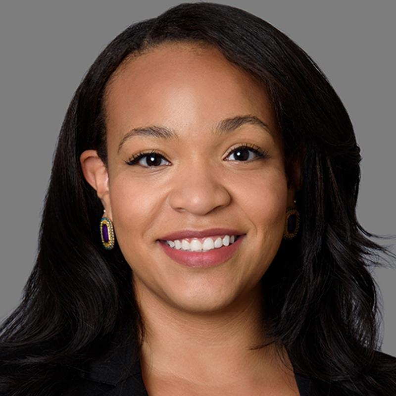 Jennifer De Jesús    Associate , Stroock & Stroock & Lavan LLP
