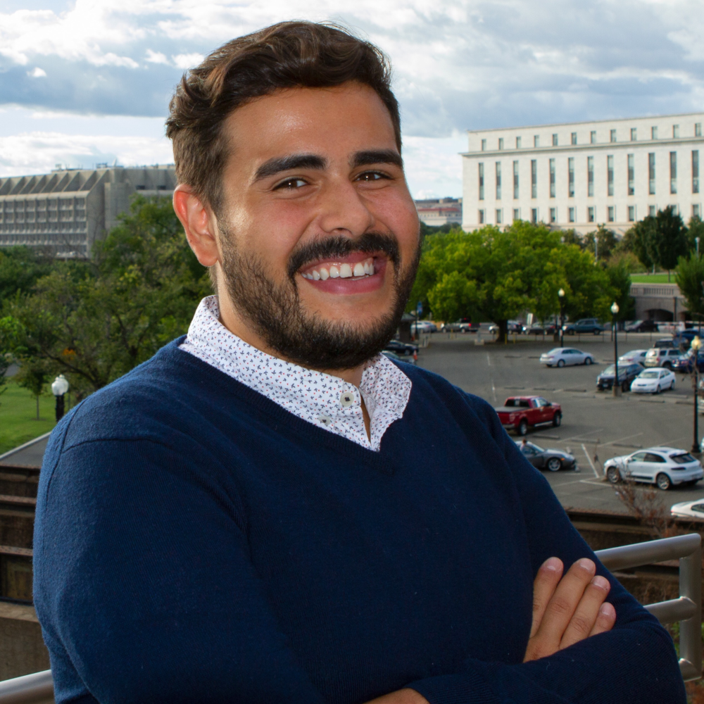 Lucas Acosta    National Broadcast Media Manager & Director of LGBT Media , Democratic National Committee