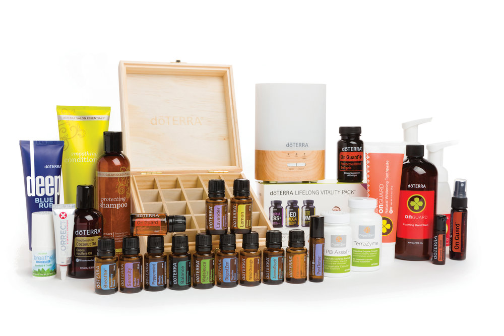 Natural Solutions Kit  $550.00