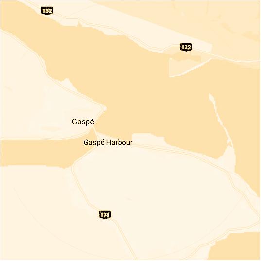 Gaspé, Qc -