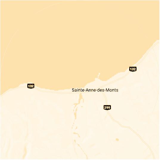 Saint-Anne-des-monts, Qc -