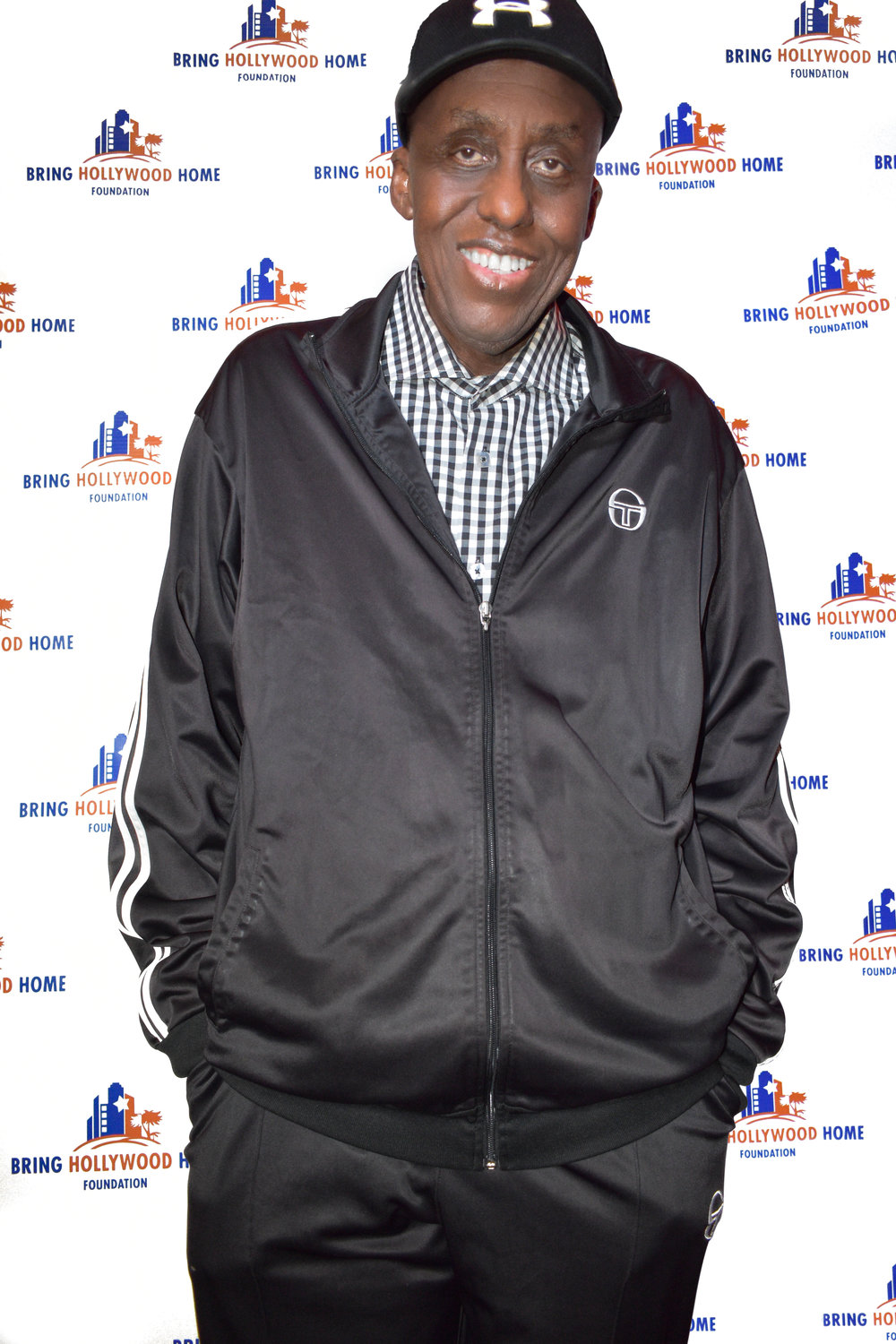 Film Director Bill Duke shows his relentless leadership and support as part of the Bring Hollywood Home Board of Directors