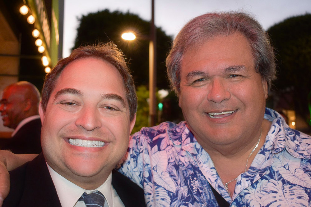 Producer Tony Sands and legendary news journalist Bob Jimenez unite to conserve Hollywood's jobs.