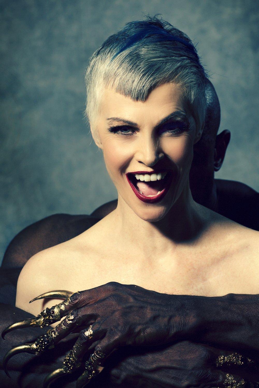 Model Michele Torres.