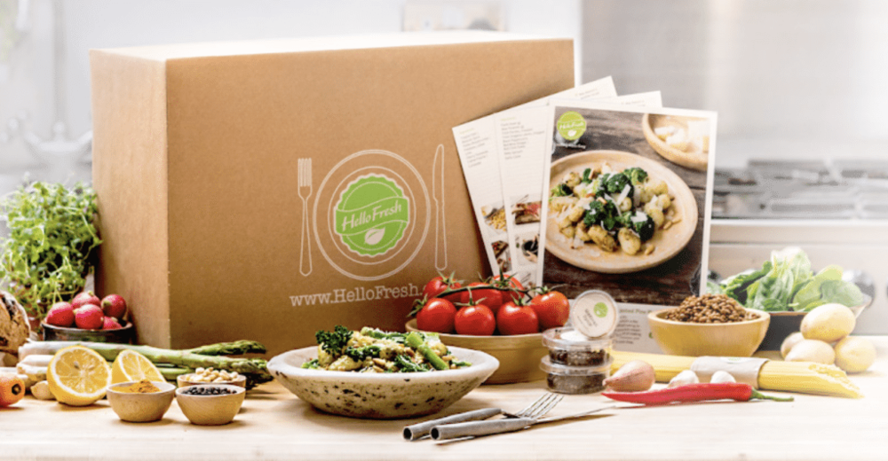 Interested in trying  Hello Fresh ? We have a  dicount code  for $50 off your first box! We are currently testing out Hello Fresh and will keep you updated on what we think!