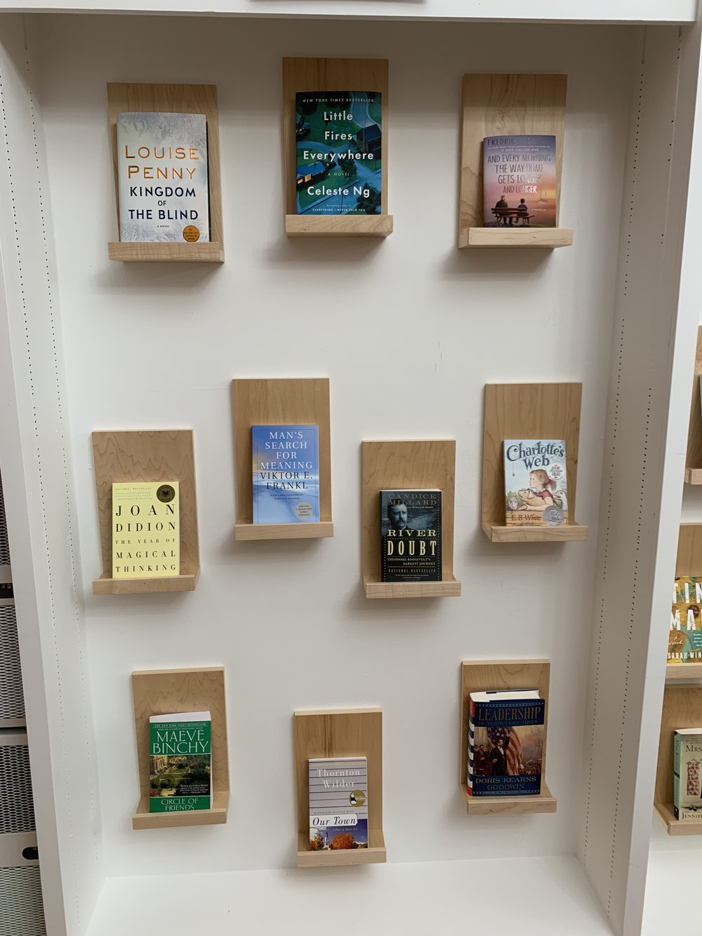 Marsha's Reading Recommendations