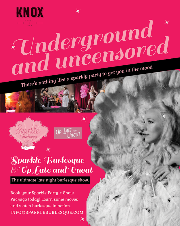 Burlesque Show Sydney