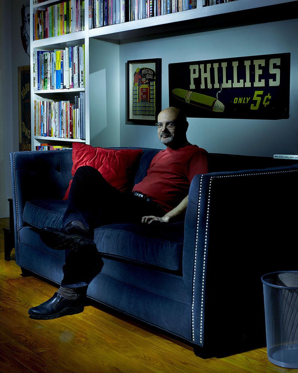 Steven Heller by Rafael Vasquez .jpg