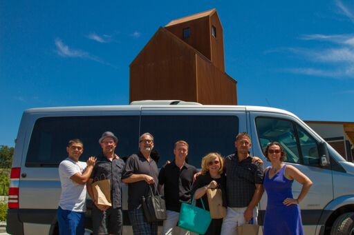 Wine Touring Group at Echo Ridge Winery in Echo Oregon_preview.jpeg