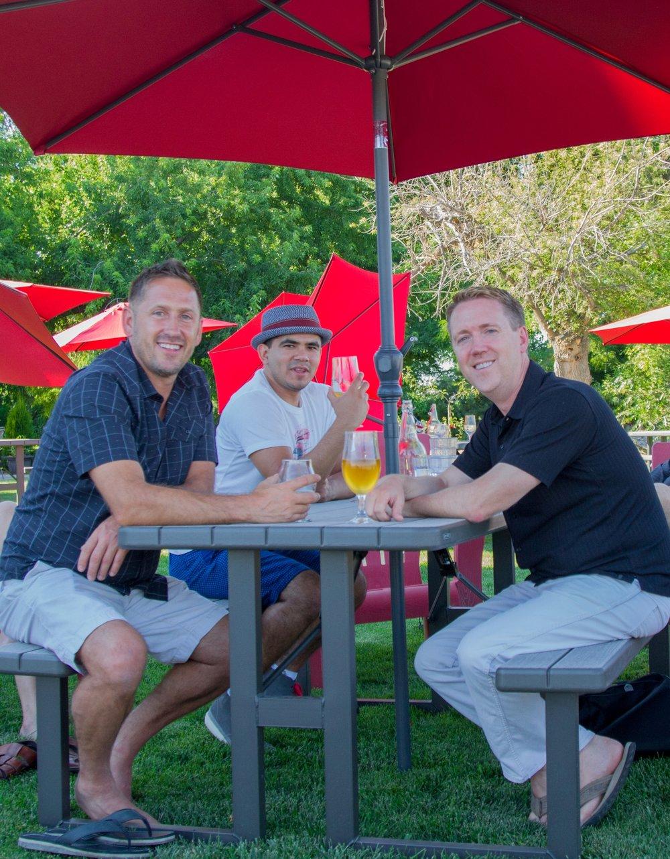 brewery group at Dragon's Gate Milton-Freewater, Oregon.jpg