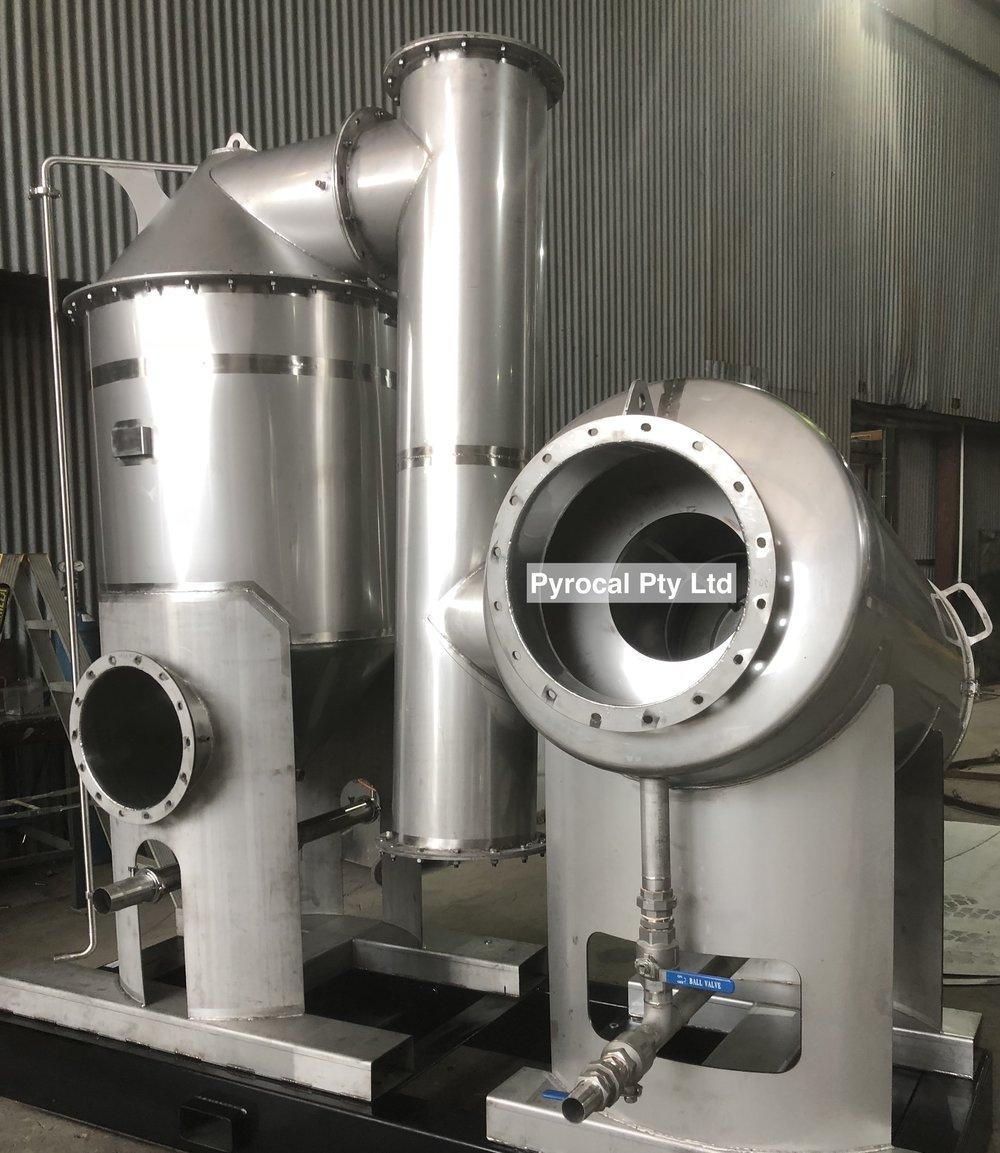 Flue Gas Filter Unit