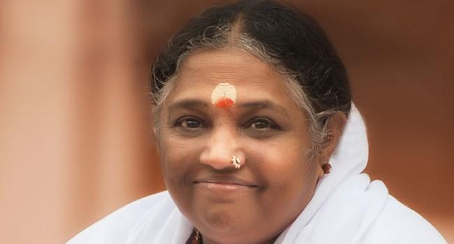Mata Amritanandamayi Devi